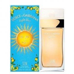 Dolce & Gabbana Light Blue Sun Woda Toaletowa 100 ml