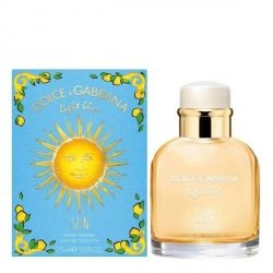 Dolce & Gabbana Light Blue pour Homme Sun Woda Toaletowa 75 ml