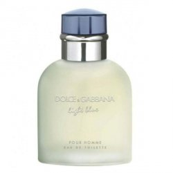 Dolce & Gabbana Light Blue pour Homme Woda toaletowa 125 ml - Tester