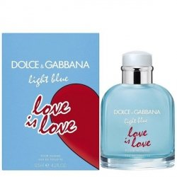 Dolce & Gabbana Light Blue pour Homme Love is Love Woda Toaletowa 125 ml