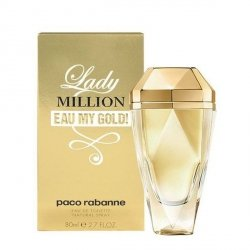 Paco Rabanne Lady Million Eau My Gold Woda toaletowa 80 ml