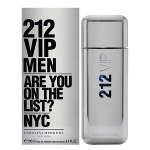 Carolina Herrera 212 VIP Men Woda toaletowa 100 ml