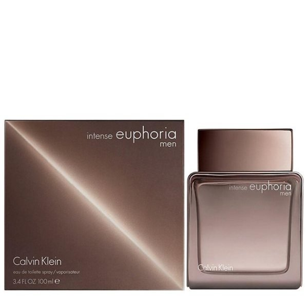 Calvin Klein Euphoria Men Intense Eau de Toilette 100 ml