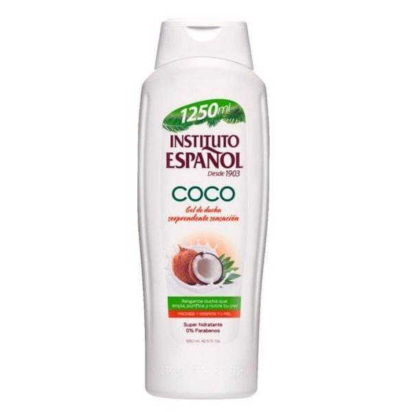 Instituto Espanol Coco Coconut shower gel 1250 ml