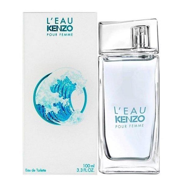 Kenzo L'Eau Kenzo pour Femme Eau de Toilette 100 ml