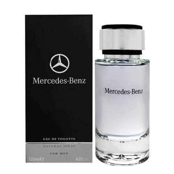 Mercedes-Benz for Men Eau de Toilette 120 ml