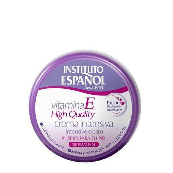 Instituto Espanol Vitamin E Intensive body cream 400 ml