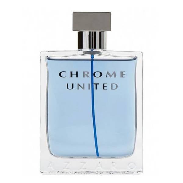 Azzaro Chrome United Eau de Toilette 100 ml