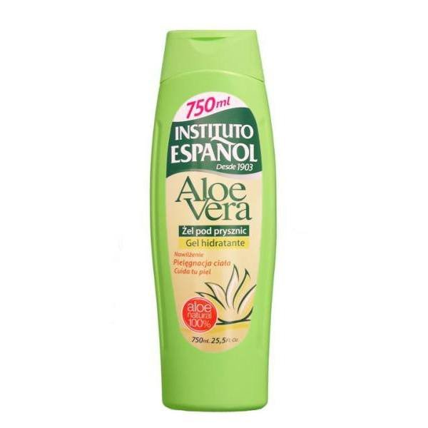 Instituto Espanol Aloe Vera Shower gel 750 ml