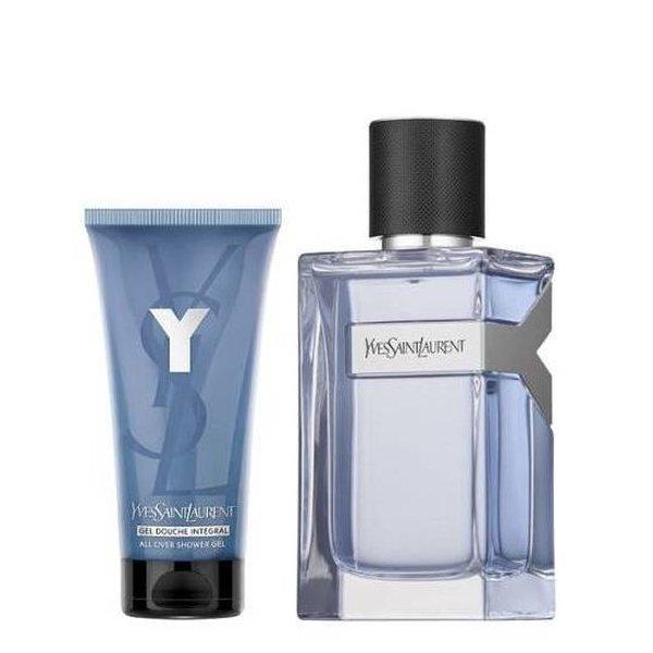 Yves Saint Laurent Y Set - Eau de Toilette 100 ml + Shower gel 50 ml