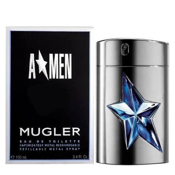 Thierry Mugler A*Men Metal Eau de Toilette 100 ml