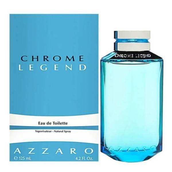 Azzaro Chrome Legend Eau de Toilette 125 ml