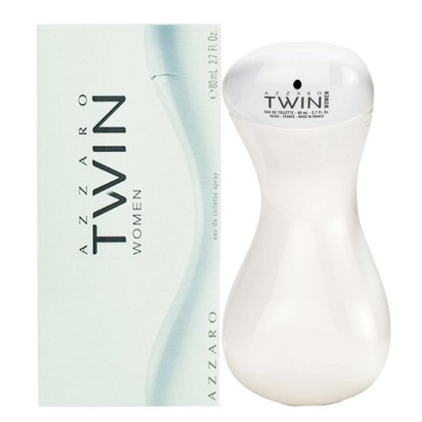 Azzaro Twin Women Eau de Toilette 80 m