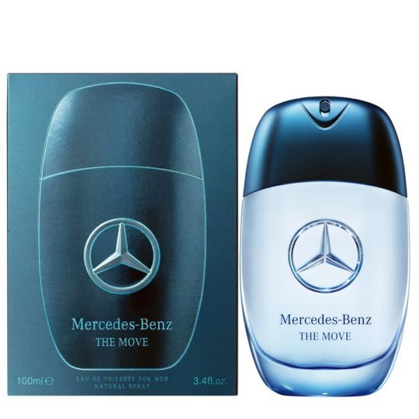 Mercedes-Benz The Move Eau de Toilette 100 ml