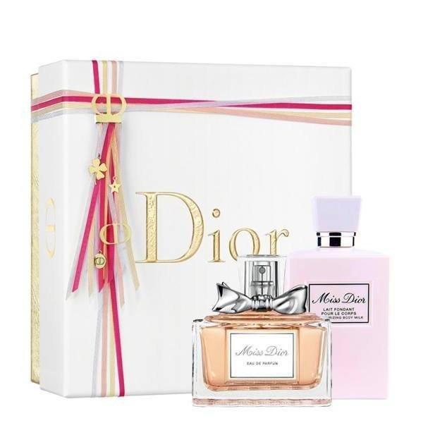 Christian Dior Miss Dior Set - Eau de Parfum 50 ml + Body Lotion 75 ml
