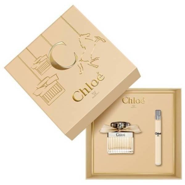 Chloe Chloe Set - Eau de Parfum 50 ml + mini Eau de Parfum 10 ml