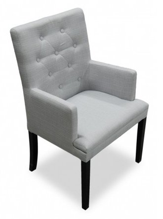 Armchair Tora |98cm| Quilted with Buttons