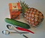 Lukrecjowo-ananasowy przysmak
