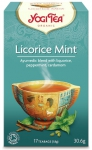 Yogi Tea Lukrecja z miętą LICORICE MINT