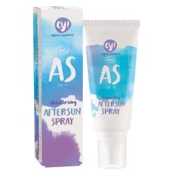 Ey! AfterSun Rozświetlający spray po opalaniu SPF 10, 100 ml