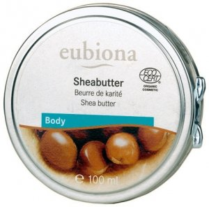Eubiona Masło shea 100% BIO 100 ml