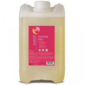 Sonett Mydło w płynie RÓŻA - opakowanie uzupełniające 10 litrów