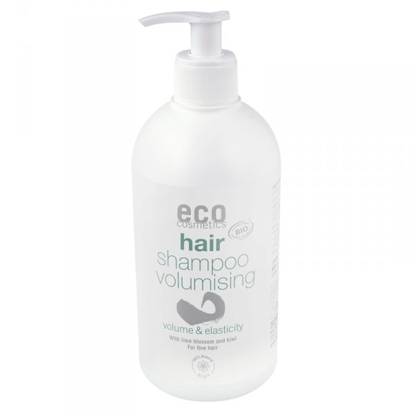 Eco Cosmetics Szampon zwiększający objętość 500 ml z pompką