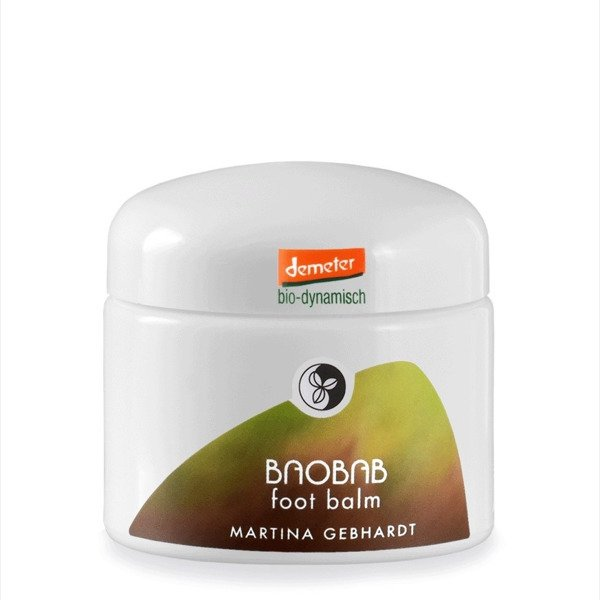 Martina Gebhardt BAOBAB Balsam do stóp 50 ml (termin: 13.07.2020)