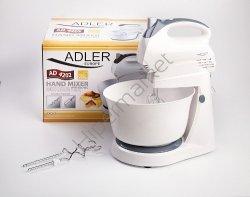 Robot kuchenny z misą Adler AD 4202 ***NISKI KOSZT DOSTAWY*** BEZPŁATNY ODBIÓR OSOBISTY!!!