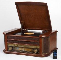 Gramofon z CD/MP3/USB/nagrywaniem Camry CR 1111 ***NISKI KOSZT DOSTAWY*** BEZPŁATNY ODBIÓR OSOBISTY!!!