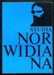 Studia Norwidiana 8