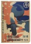 Gronowski Tadeusz - Challenge de Tourisme International, Gordon Bennett. Warszawa, Pologne, 28/VIII-23/IX 1934