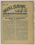 Wieści Zlotowe.Nr 9: 19 VII 1935.