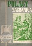 Polacy Zagranicą. Organ Światowego Związku Polaków z Zagranicy. R. 8, nr 10: X 1937.