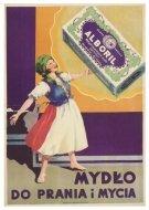 ALBORIL, mydło do prania i mycia. [nie przed 1926, 193-?]