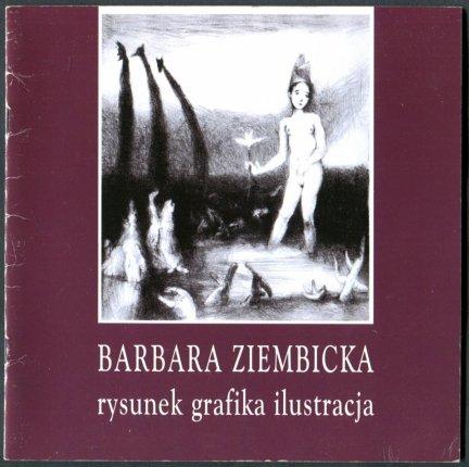 Barbara Ziembicka - rysunek, grafika, ilustracja - katalog