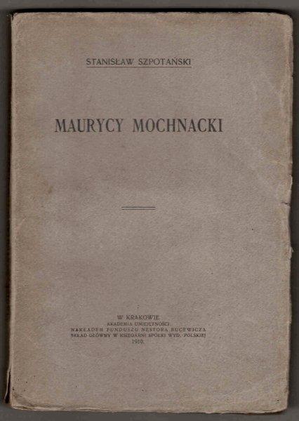 Szpotański Stanisław - Maurycy Mochnacki