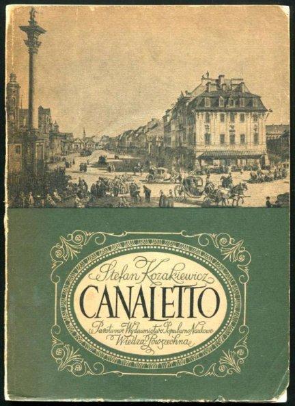 Kozakiewicz Stefan - Canaletto.