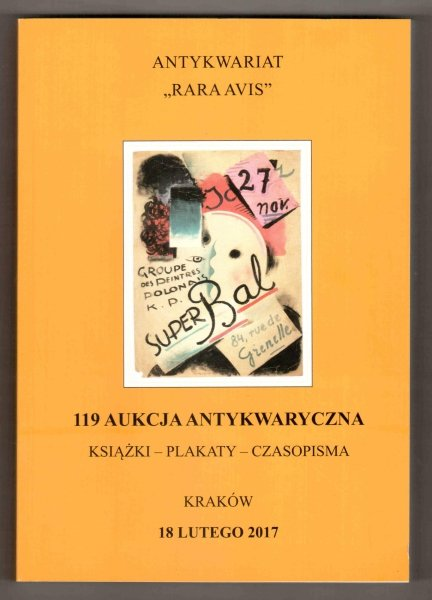 KATALOG AUKCYJNY - AK119
