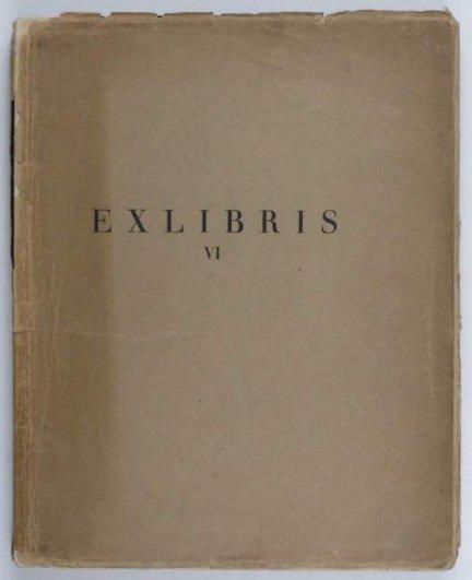 Exlibris. Czasopismo poświęcone książce. Zesz. 6. 1924.