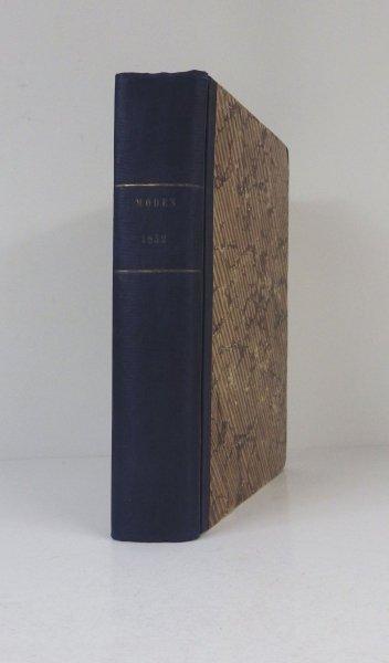 Les Modes Parisiennes 1852. [Roczniki paryskiego tygodnika poświęconego modzie]