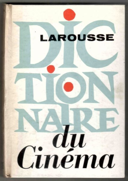 Mitry Jean - Dictionnaire du cinema