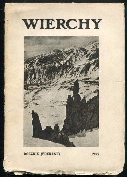 Wierchy. R. XI. 1933.