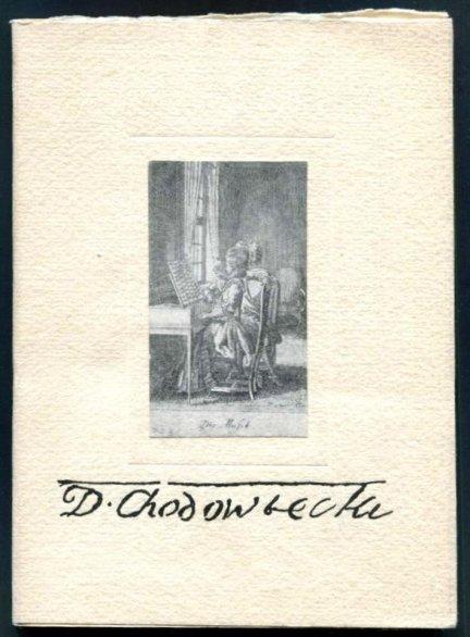 [Katalog]. Dunikowska Irena - Grafika Daniela Chodowieckiego w zbiorach Muzeum-Zamku w Łańcucie. Katalog wystawy.