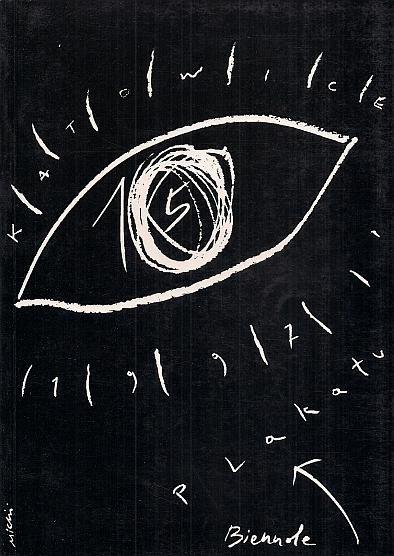 15. Biennale Plakatu Polskiego. Galeria Sztuki Współczesnej BWA. Katowice, XI-XII 1997.