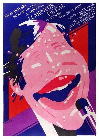 Świerzy Waldemar - Le Meneurde bal (Wodzirej). 1978.