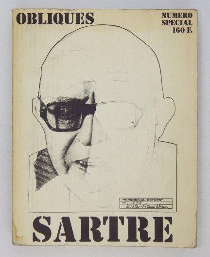 Obliques. Numero special 18-19, 1979: Sartre