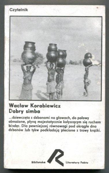 Korabiewicz Wacław - Dobry simba