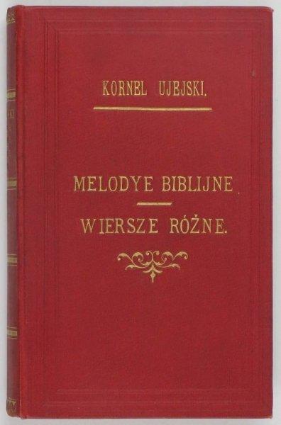 Ujejski Kornel - Melodye biblijne.