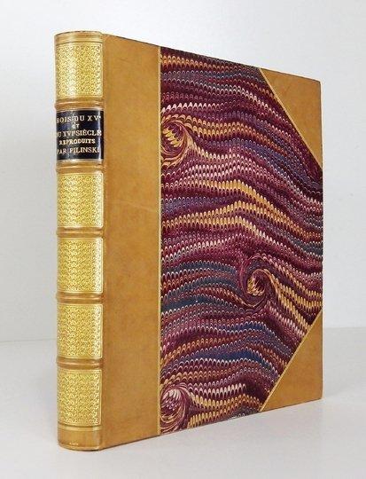 PILIŃSKI Adam - Bois du XV-e et du XVI-e siécle reproduits par Pilinski.